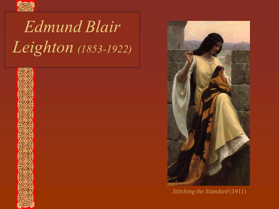 Edmund Blair Leighton (1853-1922)