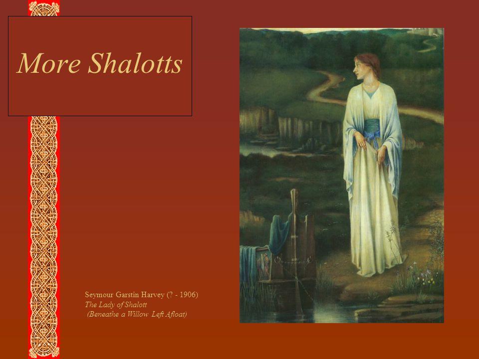 More Shalotts Seymour Garstin Harvey (.