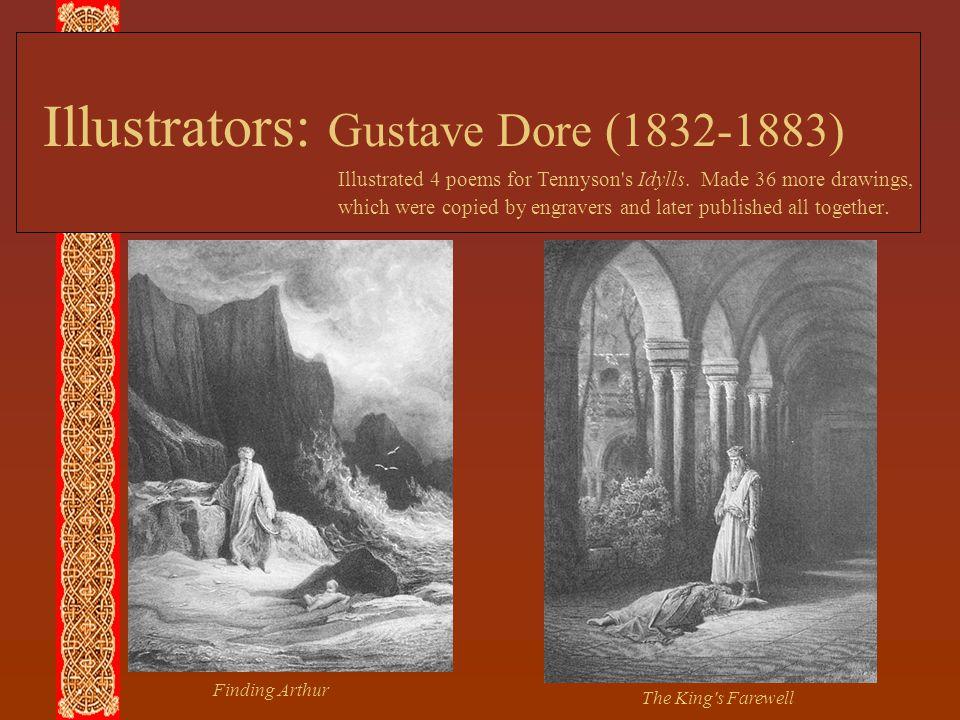 Illustrators: Gustave Dore (1832-1883)