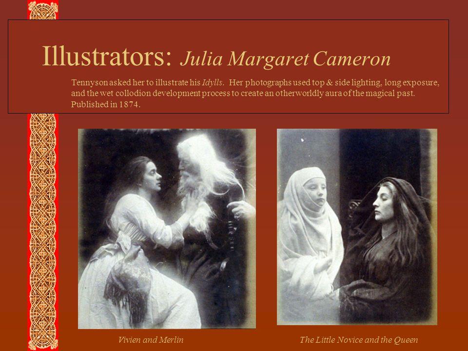 Illustrators: Julia Margaret Cameron