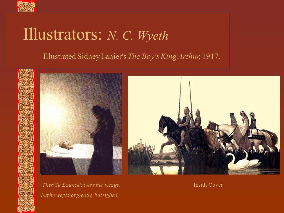 Illustrators: N. C. Wyeth