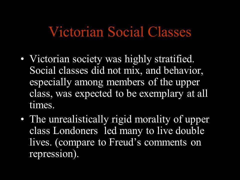 Victorian Social Classes