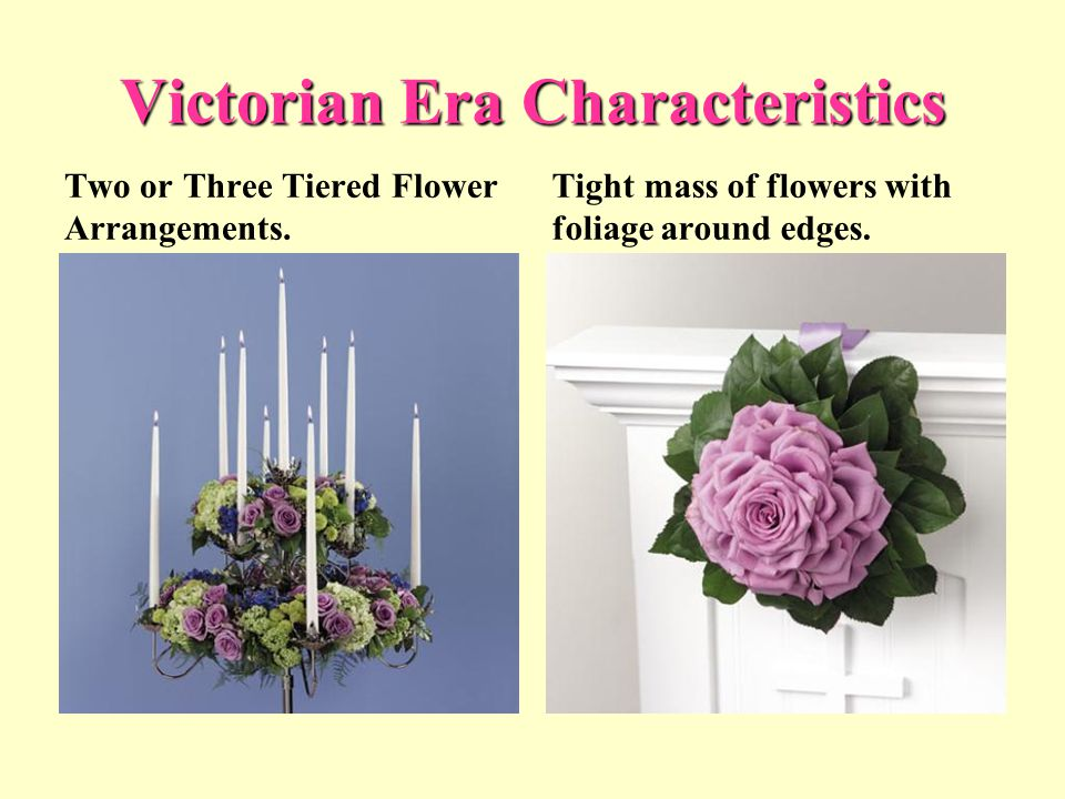 Victorian Era Characteristics
