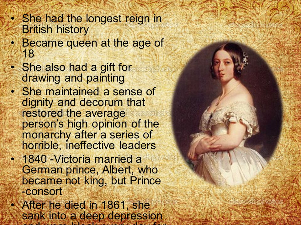 She had the longest reign in British history
