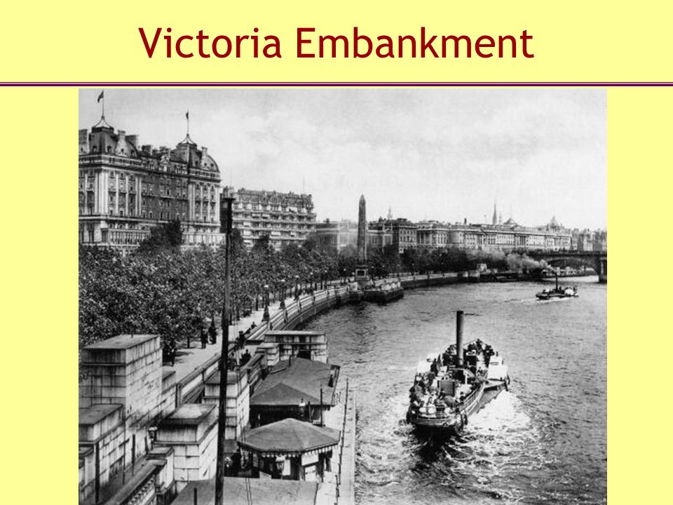 Victoria Embankment