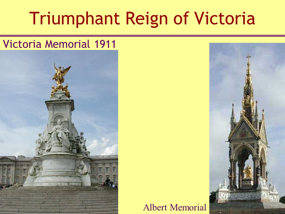 Triumphant Reign of Victoria