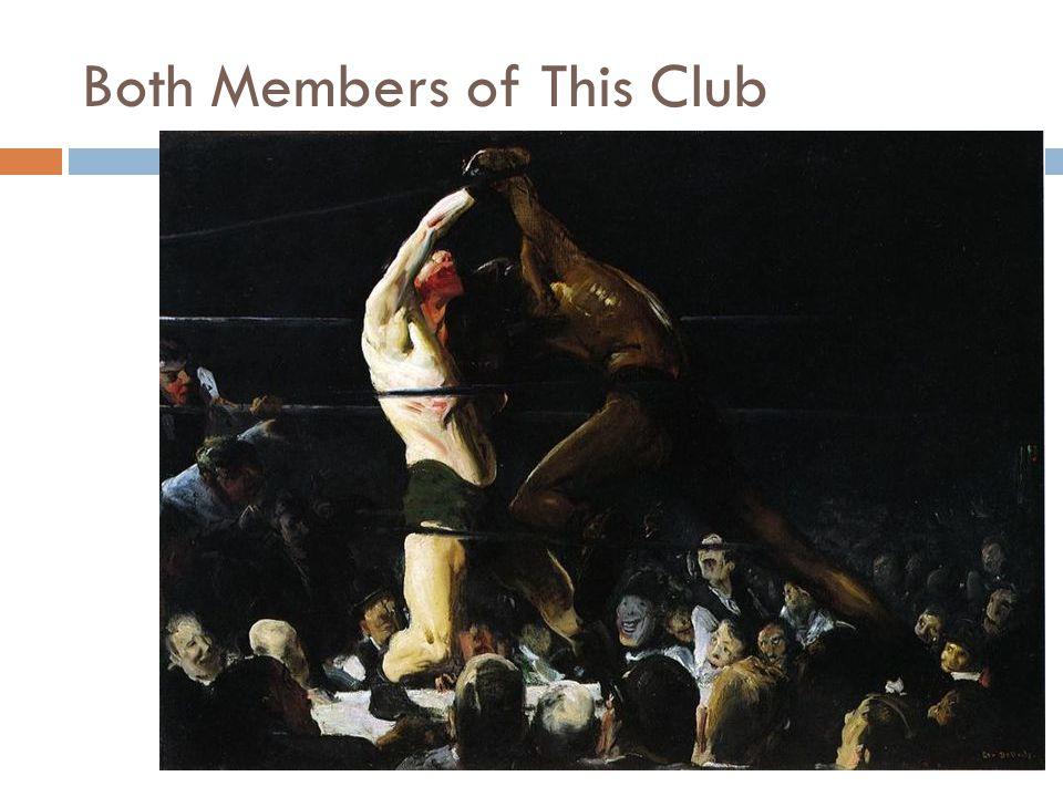Both Members of This Club