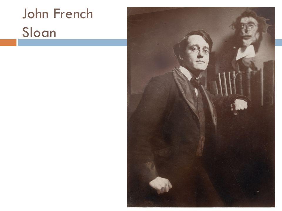 John French Sloan