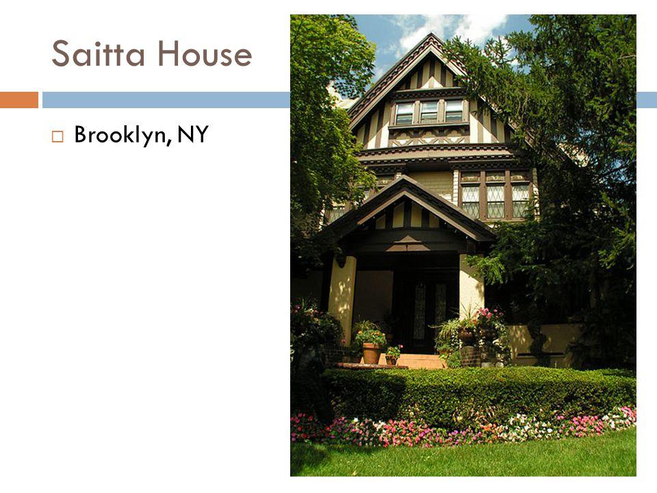 Saitta House Brooklyn, NY