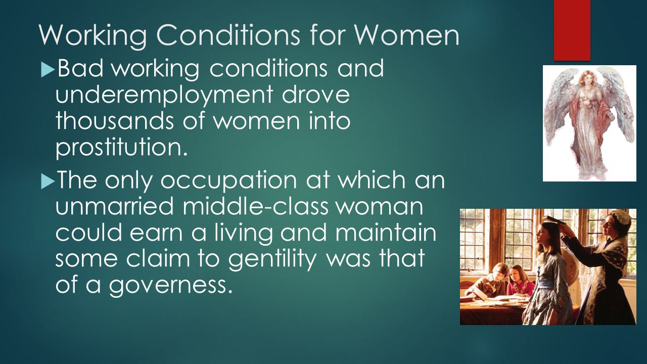 Working Conditions for Women