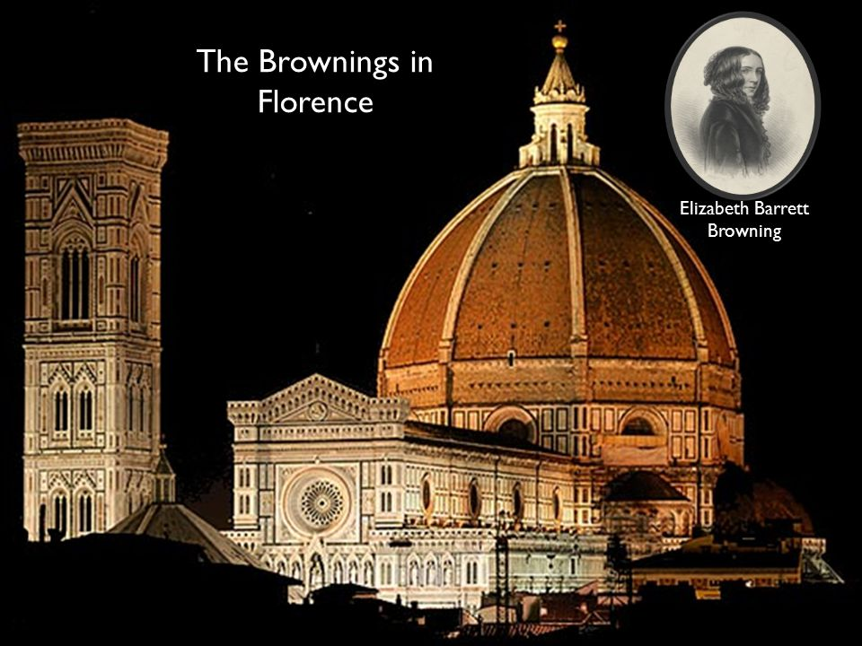 The Brownings in Florence