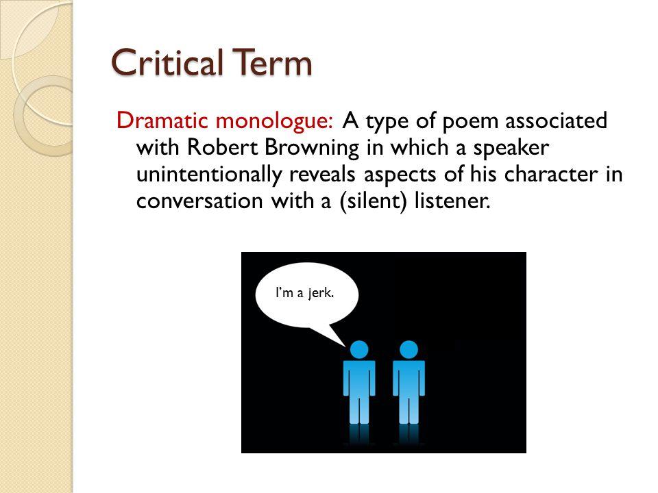 Critical Term