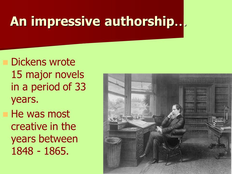 An impressive authorship…