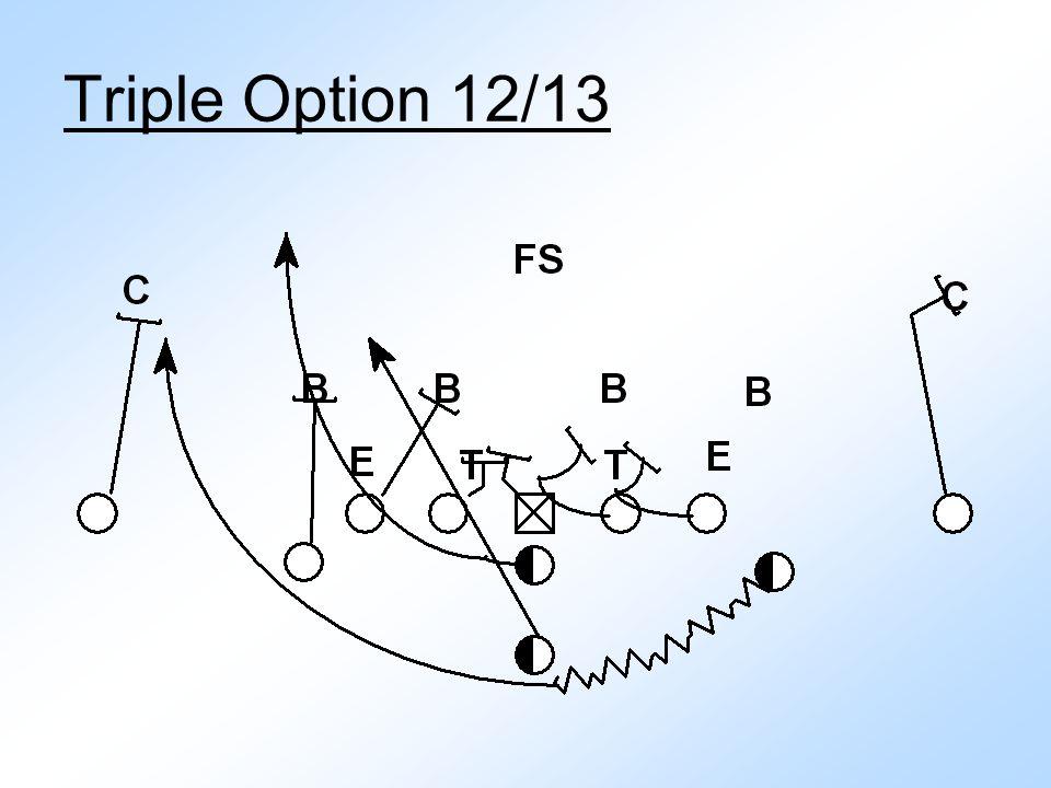 Triple Option 12/13