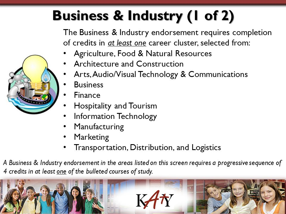 Business & Industry (1 of 2)