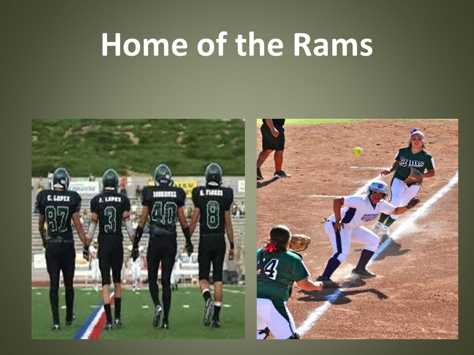 Home of the Rams