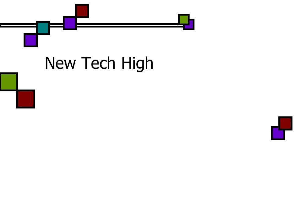 New Tech High