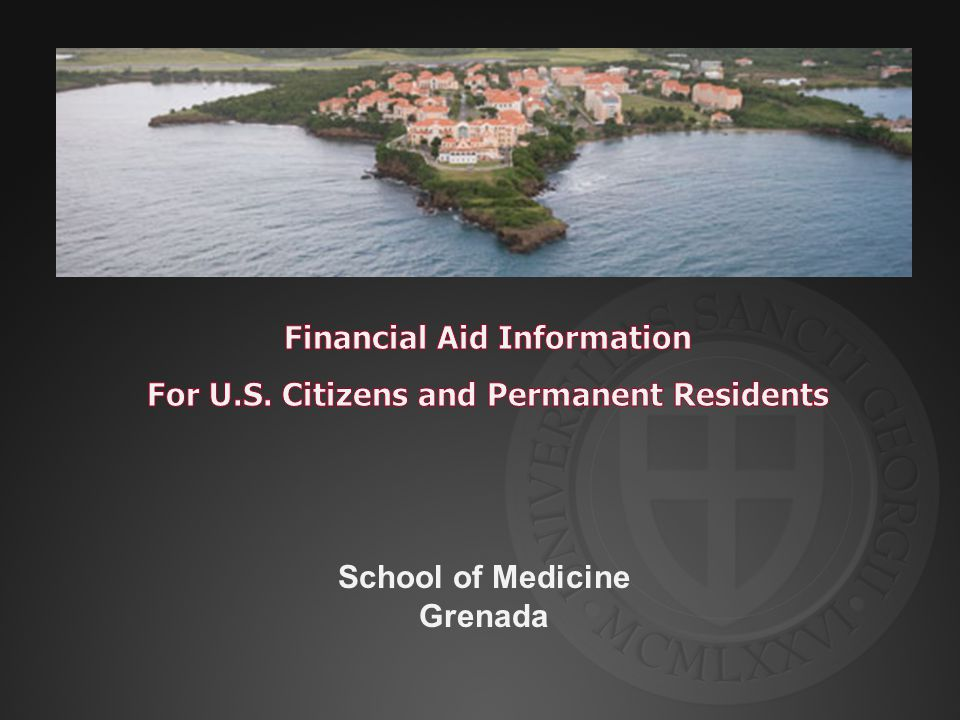 Financial Aid Information For U.S. Citizens and Permanent Residents