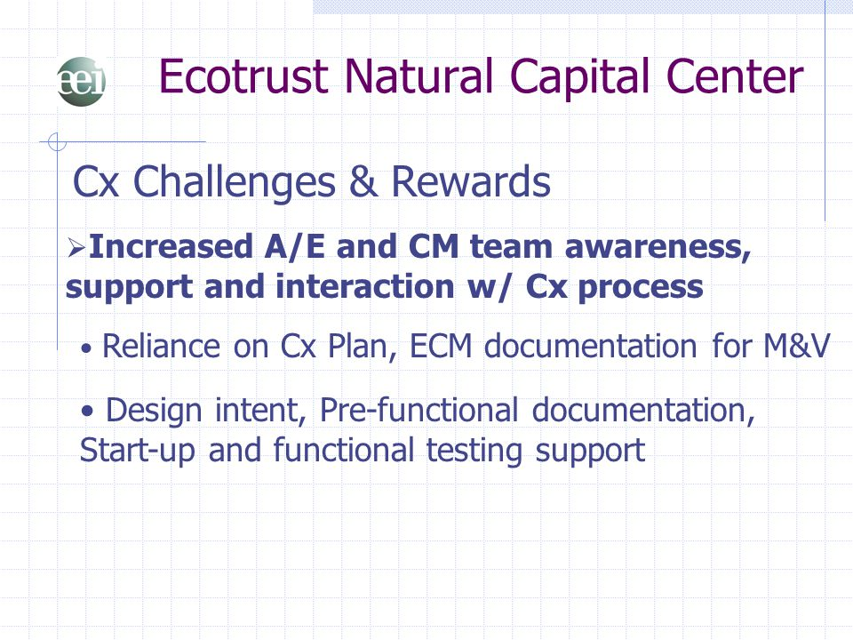 Ecotrust Natural Capital Center