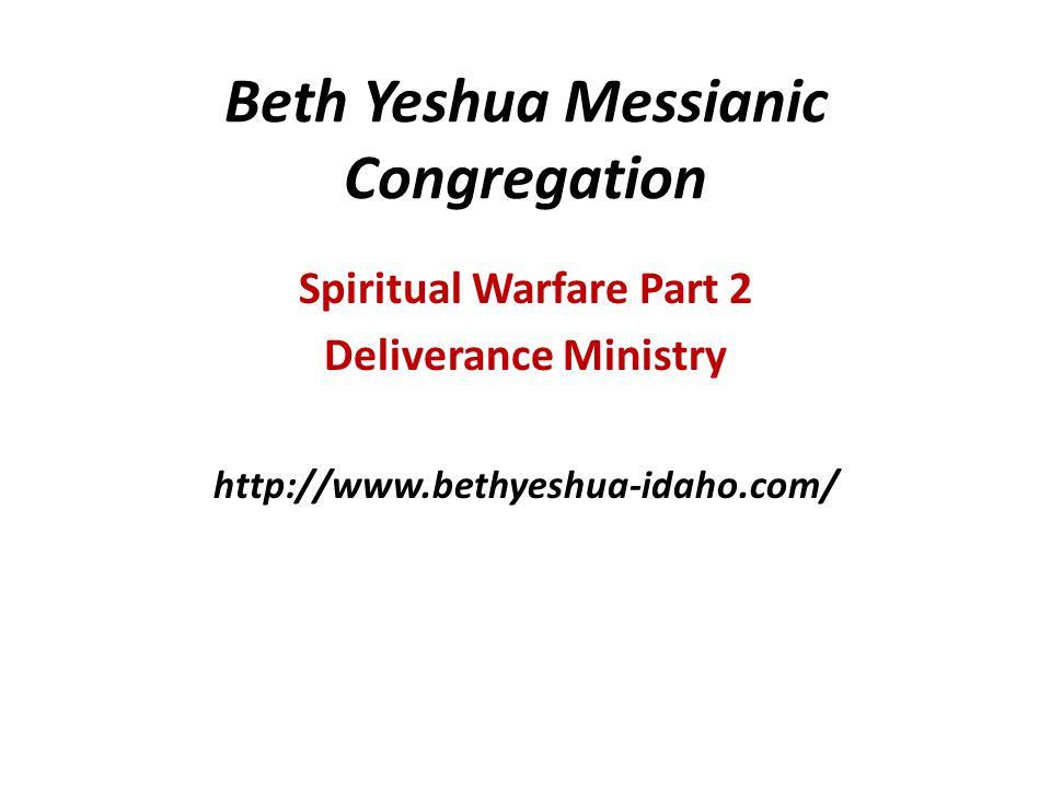 Beth Yeshua Messianic Congregation