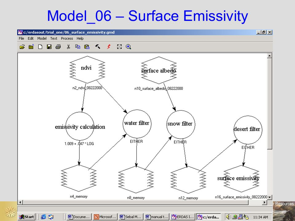 Model_06 – Surface Emissivity