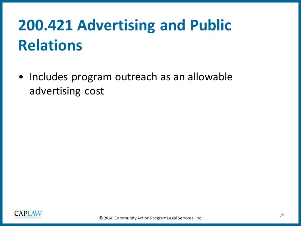 200.421 Advertising and Public Relations