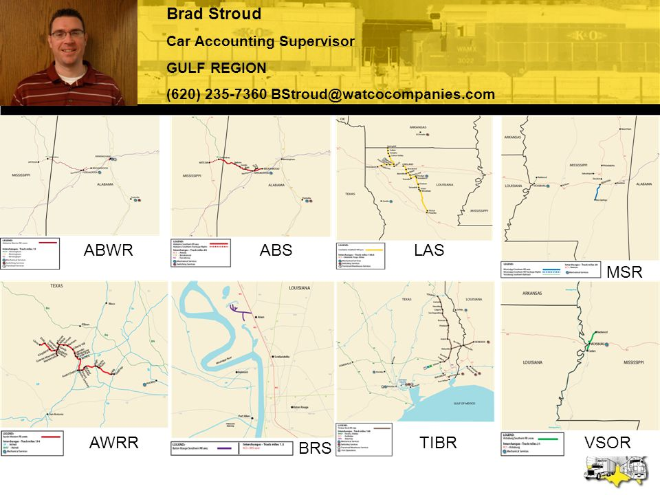 Brad Stroud ABWR ABS LAS MSR AWRR TIBR VSOR BRS