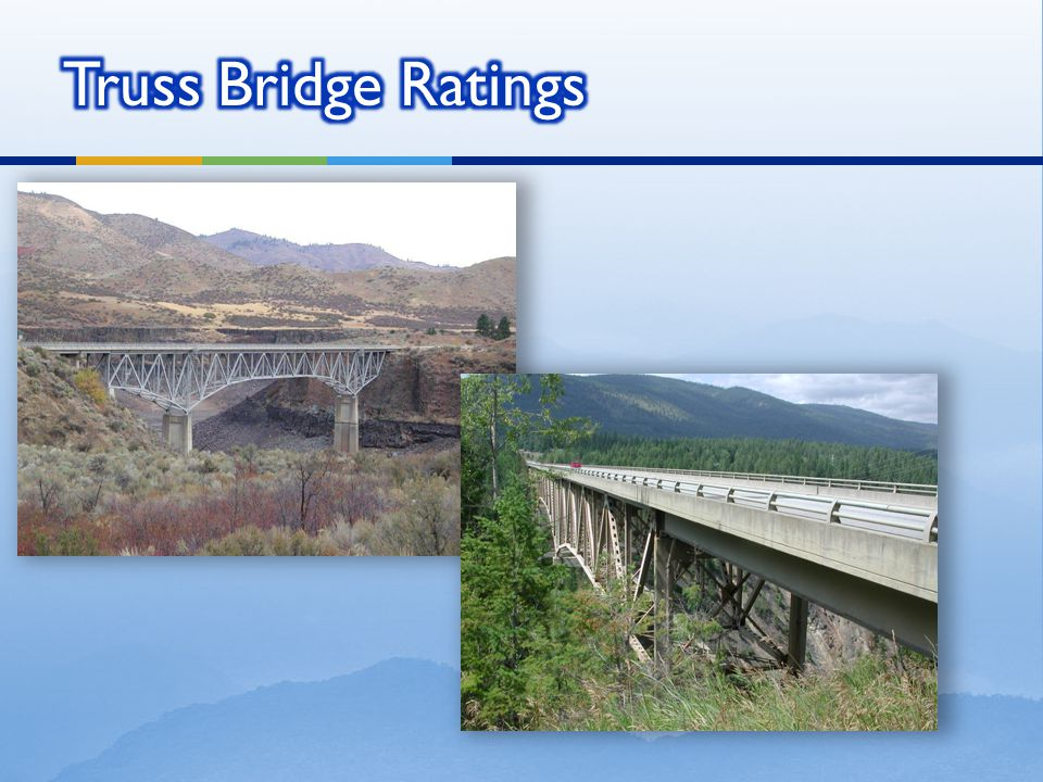 Truss Bridge Ratings
