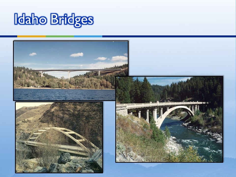 Idaho Bridges