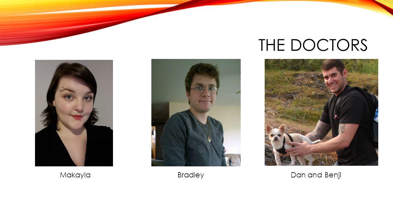 The Doctors Makayla Bradley Dan and Benji