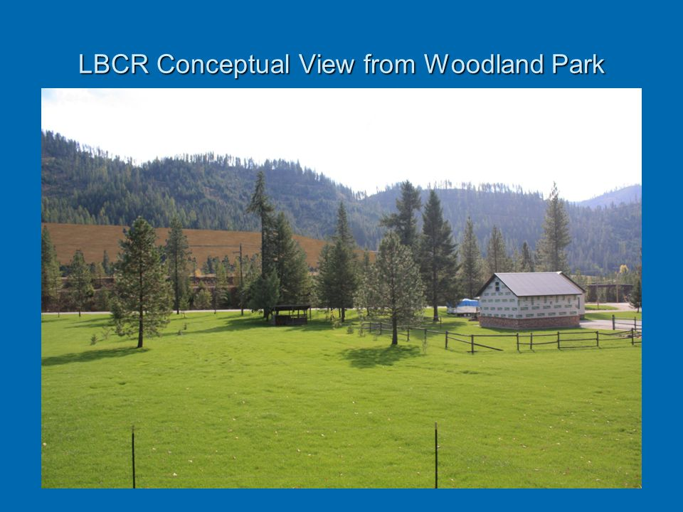 LBCR Conceptual View from Woodland Park