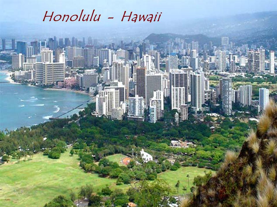Honolulu - Hawaii