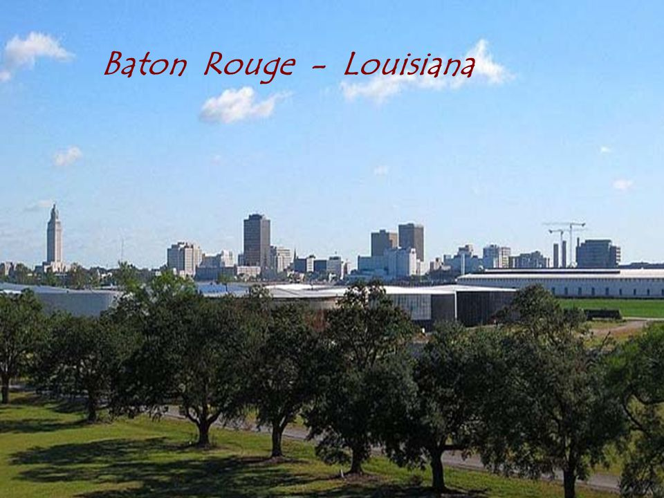 Baton Rouge - Louisiana
