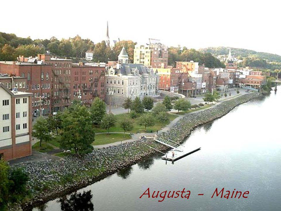 Augusta - Maine