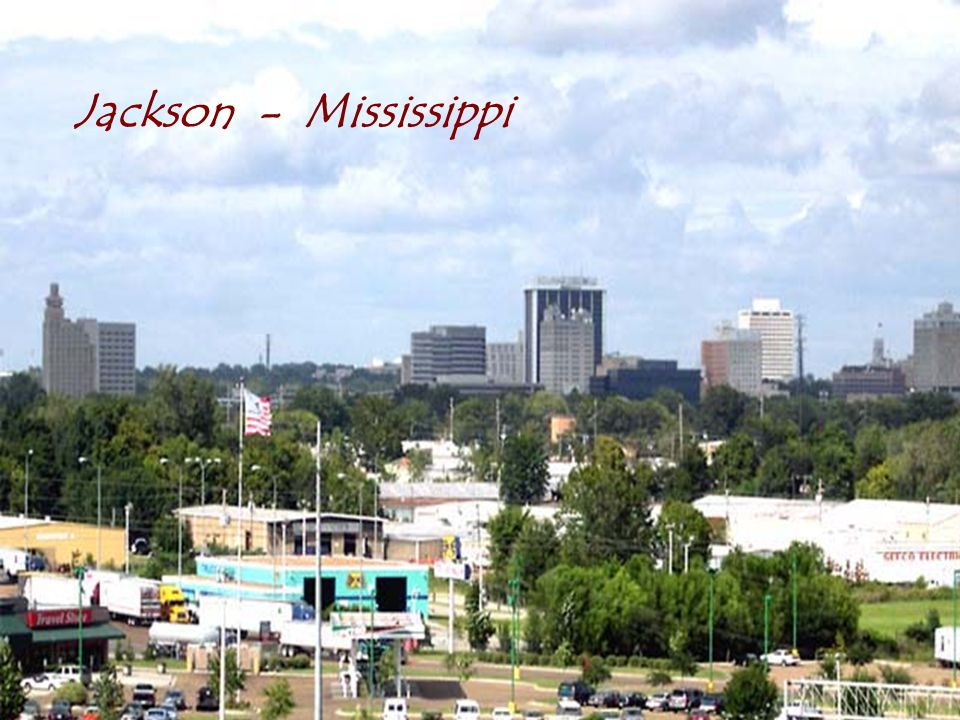 Jackson - Mississippi