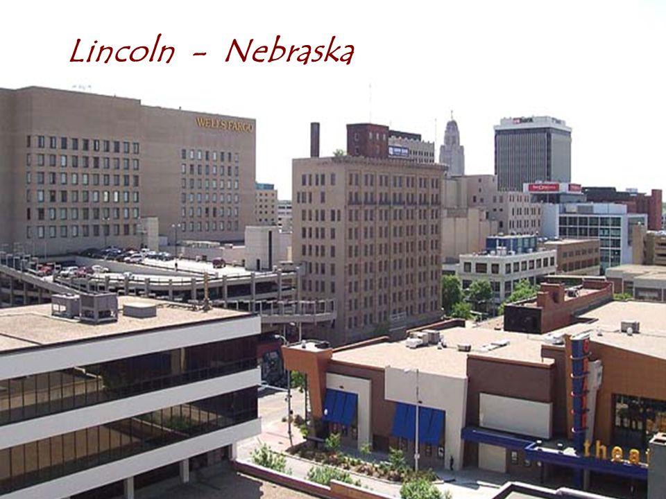 Lincoln - Nebraska