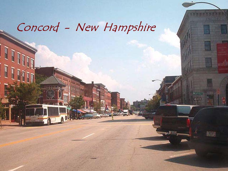Concord - New Hampshire