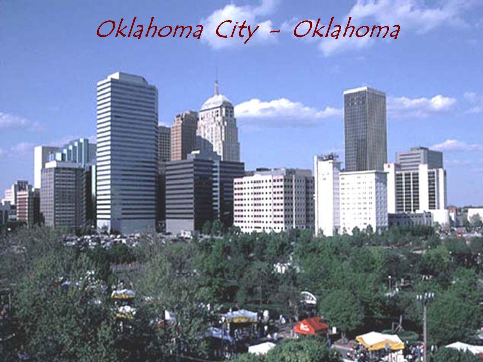 Oklahoma City - Oklahoma