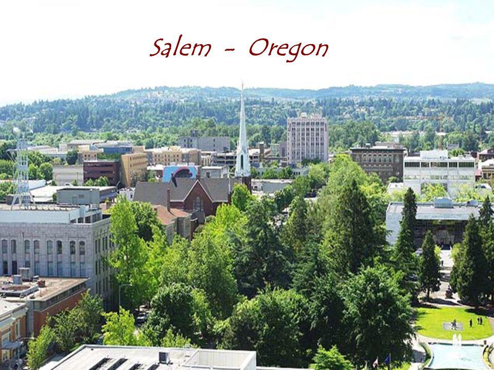 Salem - Oregon