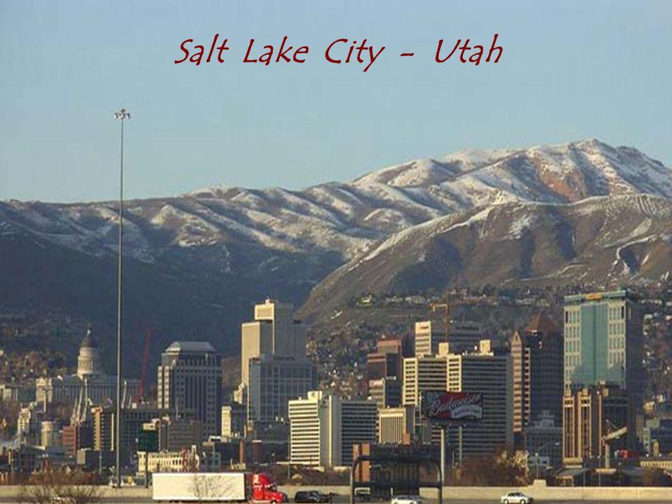 Salt Lake City - Utah