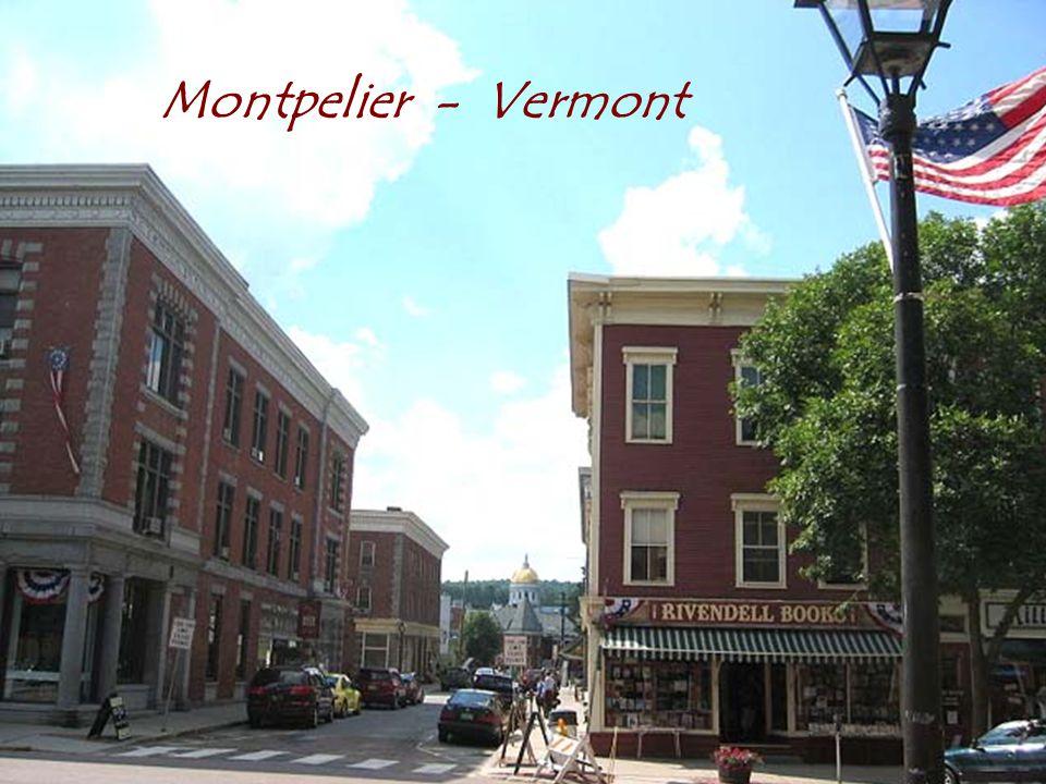Montpelier - Vermont