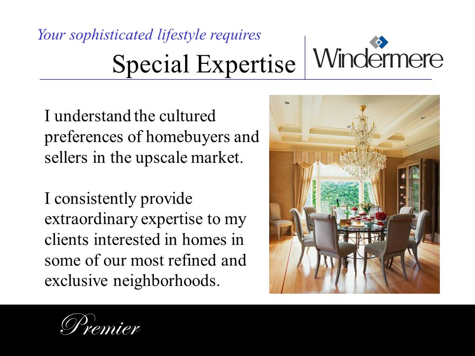 Premier Special Expertise