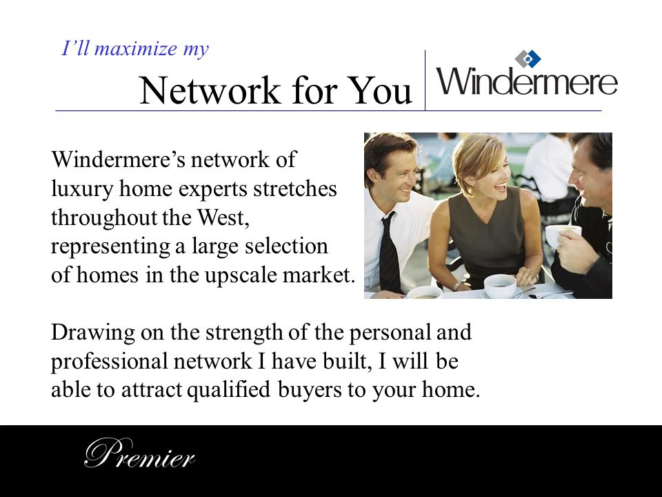 Premier Network for You