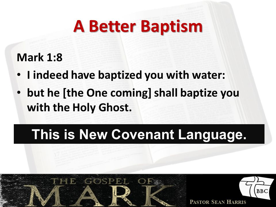 This is New Covenant Language.