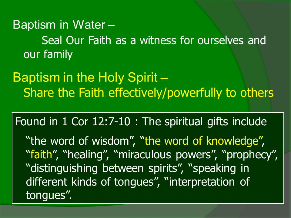 Seal Our Faith as a witness for ourselves and our family