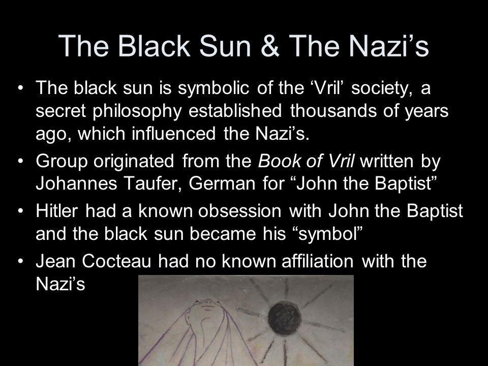The Black Sun & The Nazi's