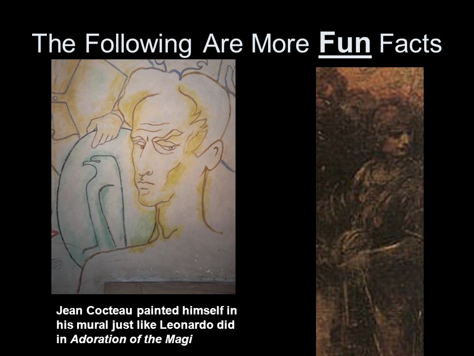 The Following Are More Fun Facts
