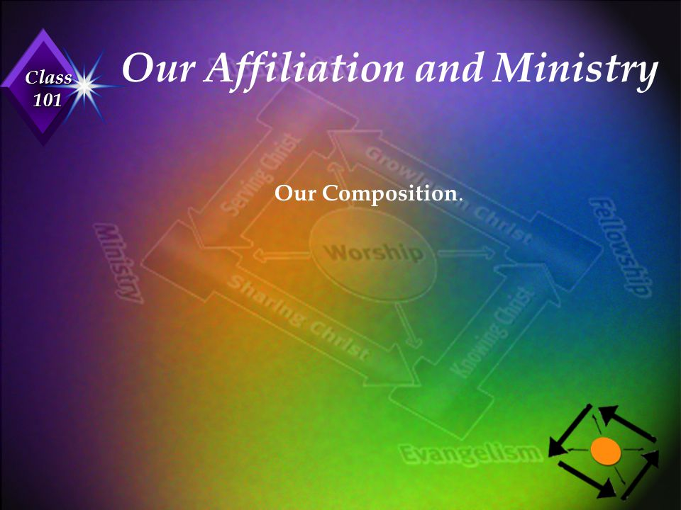 Our Affiliation and Ministry
