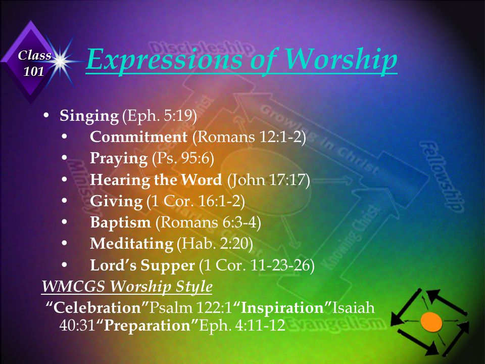 Expressions of Worship