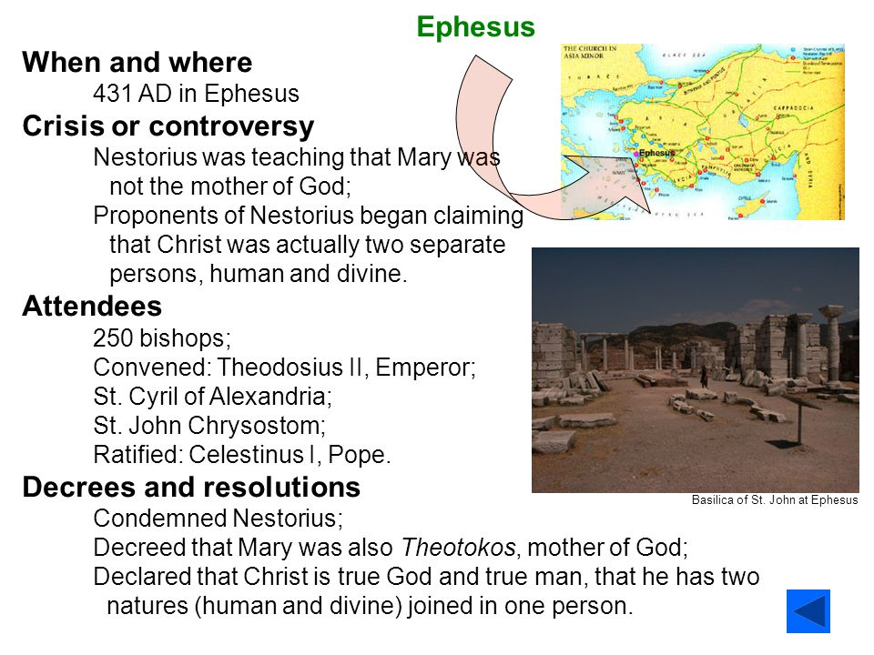 Basilica of St. John at Ephesus